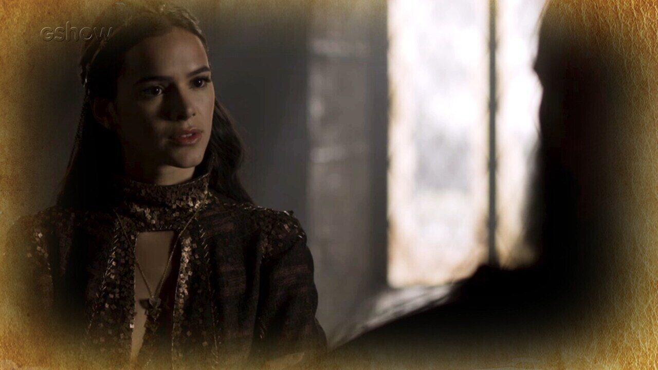 Resumo de 09/04: Catarina pede para Delano matar Amália