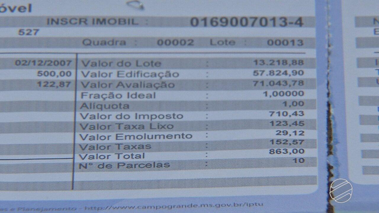 Justiça extingue processo e boletos da taxa de lixo serão emitidos em Campo Grande
