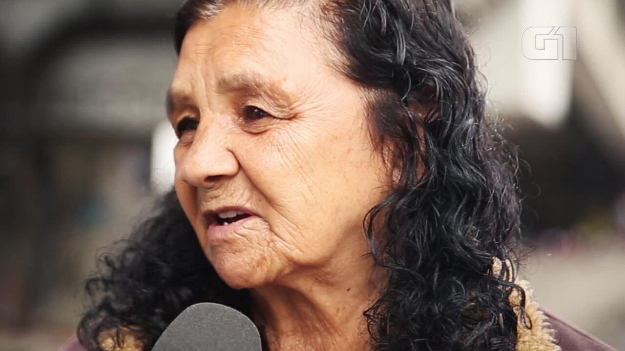 Mãe procura filho que vive em cracolândia da Avenida Brasil; 'Aqui é o fim', diz Nomilda
