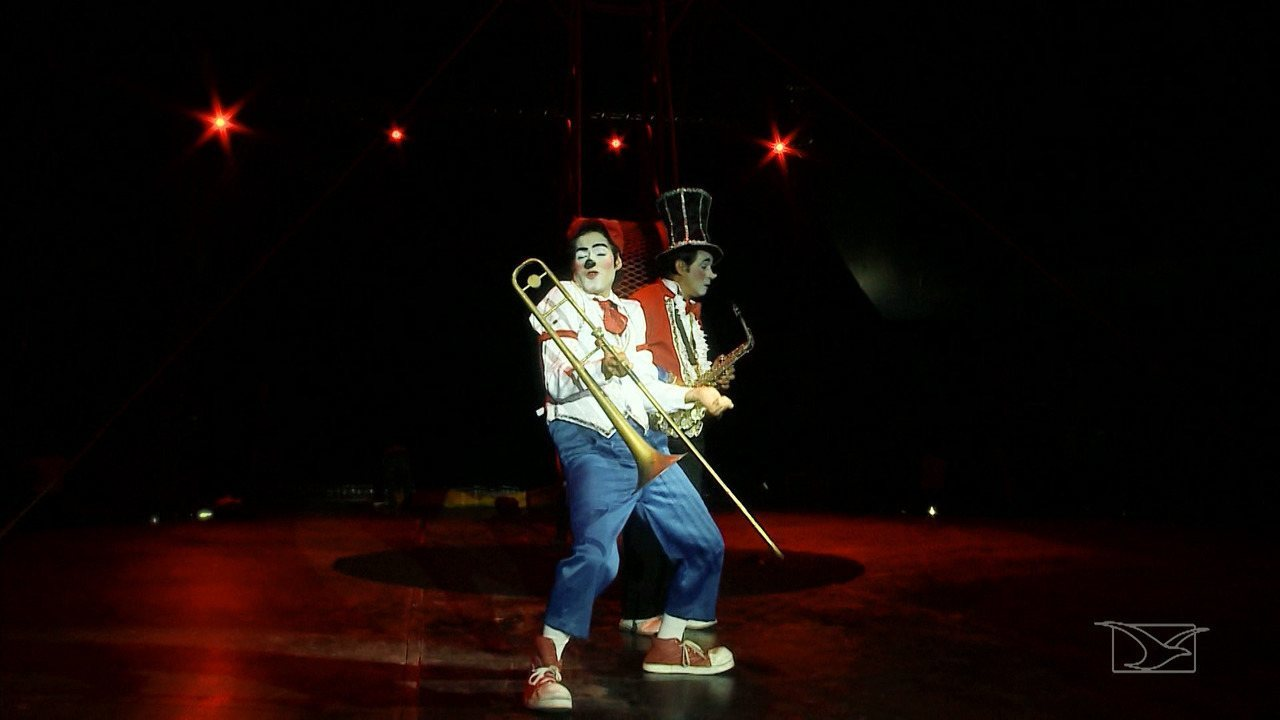 Repórter Mirante mostra a vida no circo