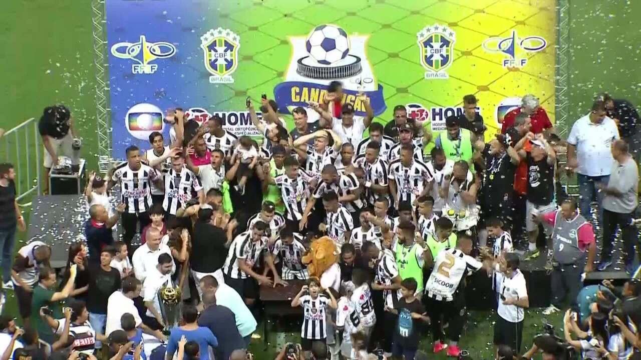 Os gols de Brasiliense 0 (3) x (4) 1 Sobradinho pela final do Candangão 2018