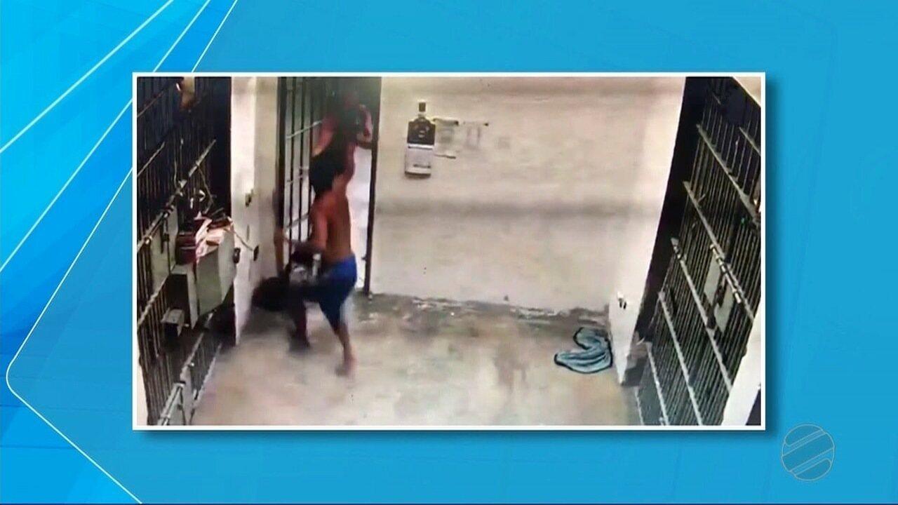 Fugitivo é morto em troca de tiros com a polícia em MS
