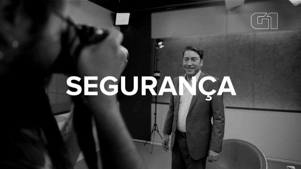 Presidente da Renault do Brasil fala sobre segurança