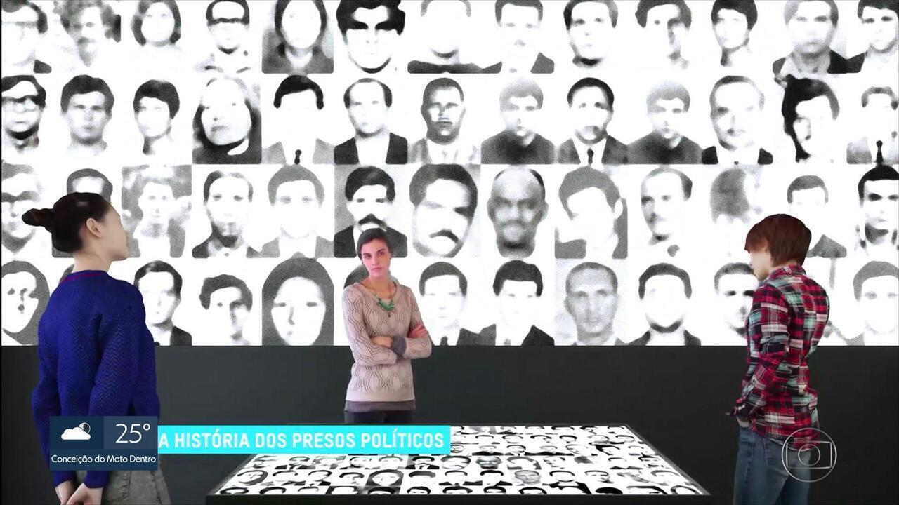 Antigo prédio do Dops poderá ser transformado em memorial sobre direitos humanos