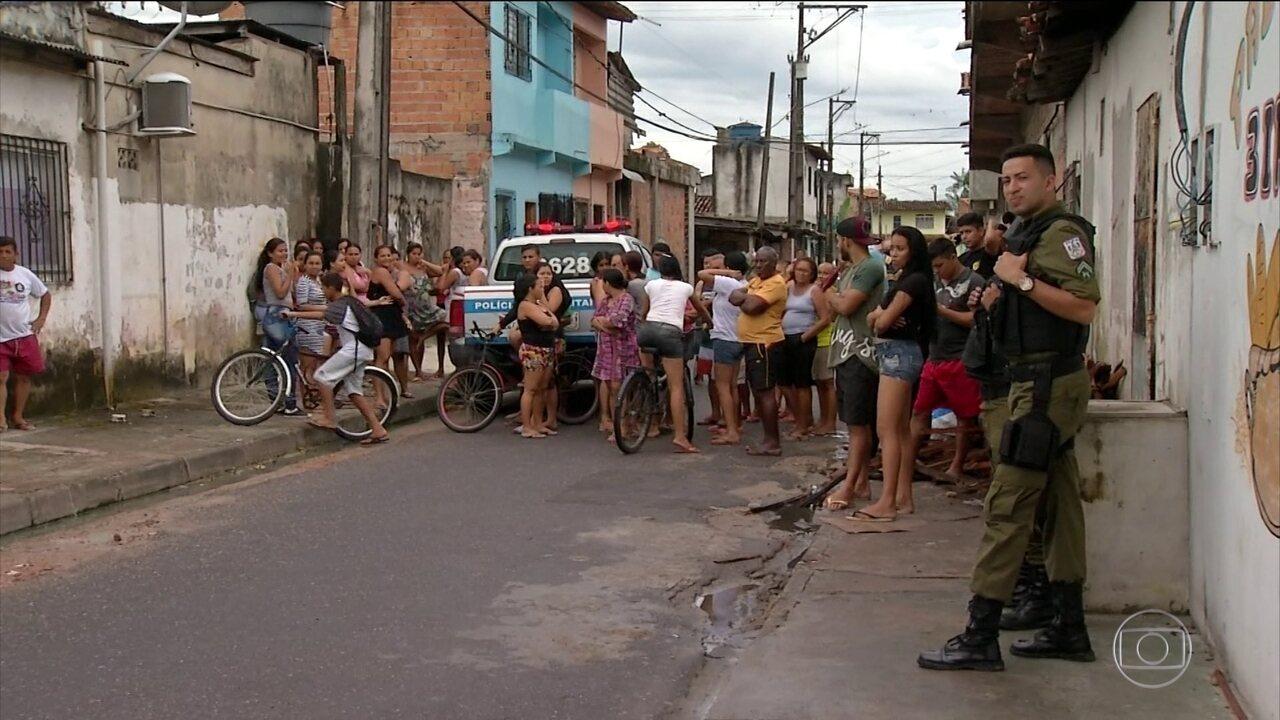 Doze pessoas são assassinadas em poucas horas em Belém
