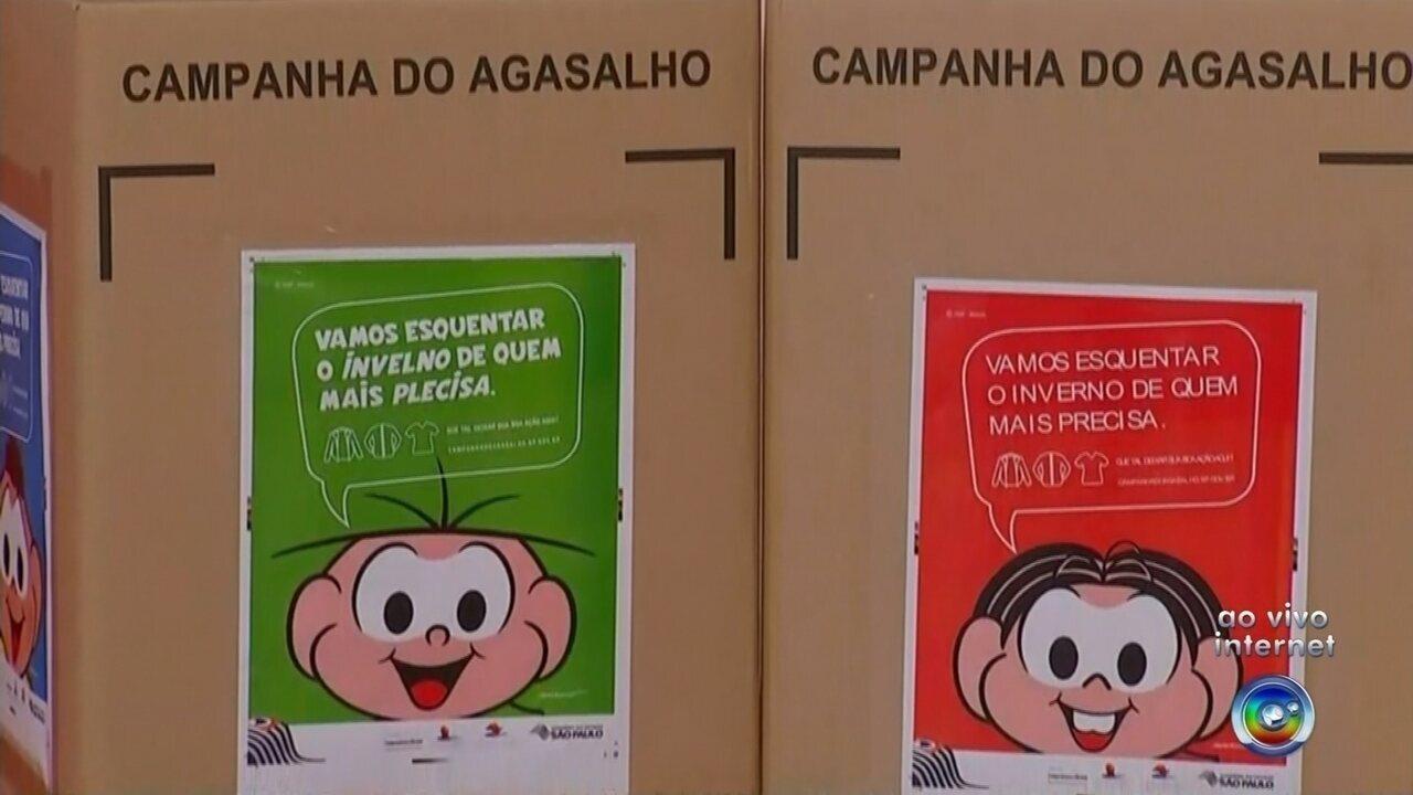 Unidades do Poupatempo iniciam campanha do agasalho em cidades do noroeste paulista