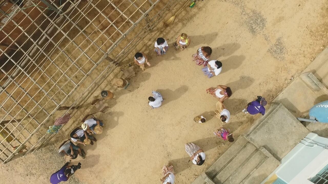Através da dança, os escravos se organizavam para as fugas