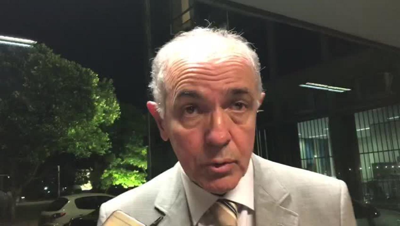 Deputado José Carlos Aleluia (DEM-BA), relator do projeto de privatização da Eletrobras
