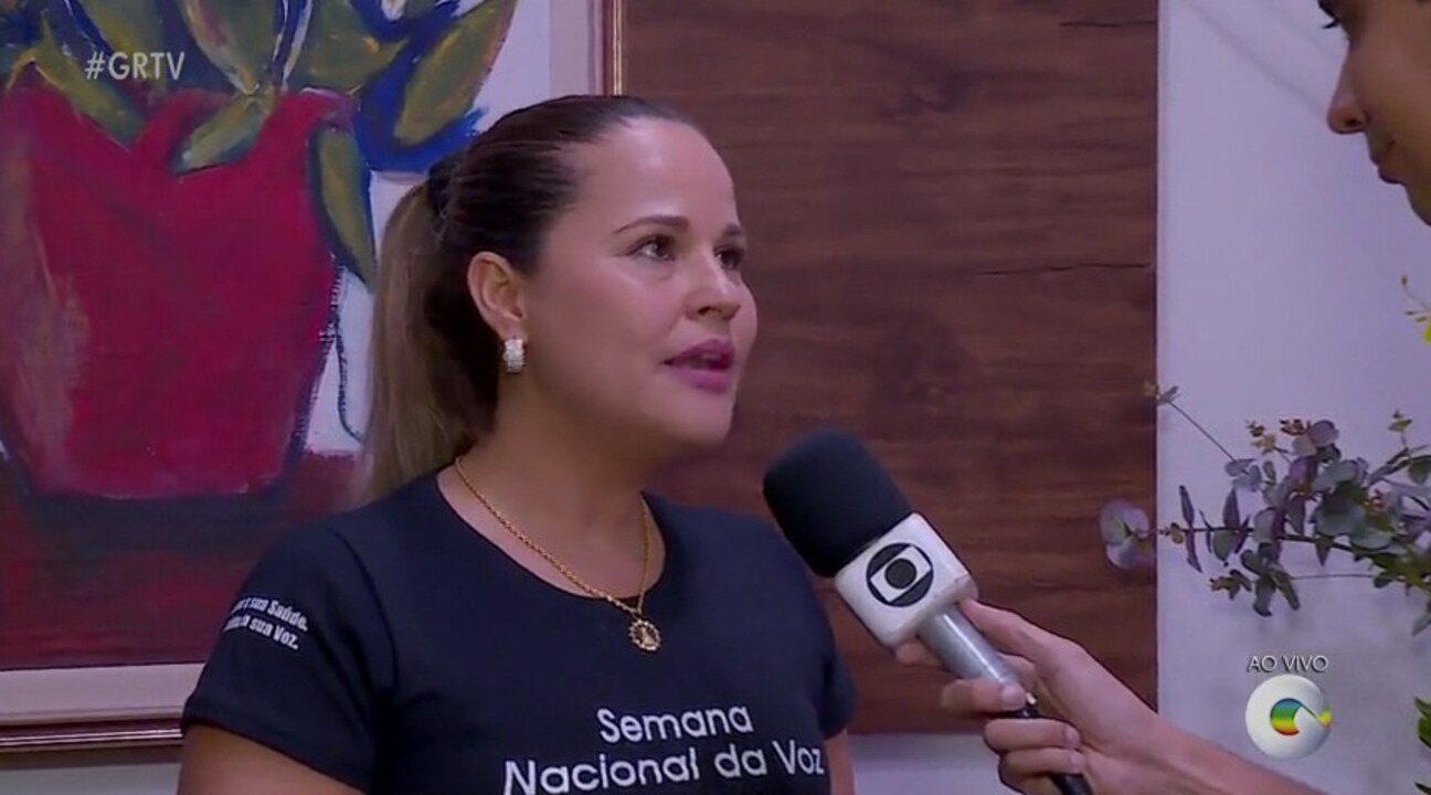 'Semana Nacional da Voz' em Petrolina.