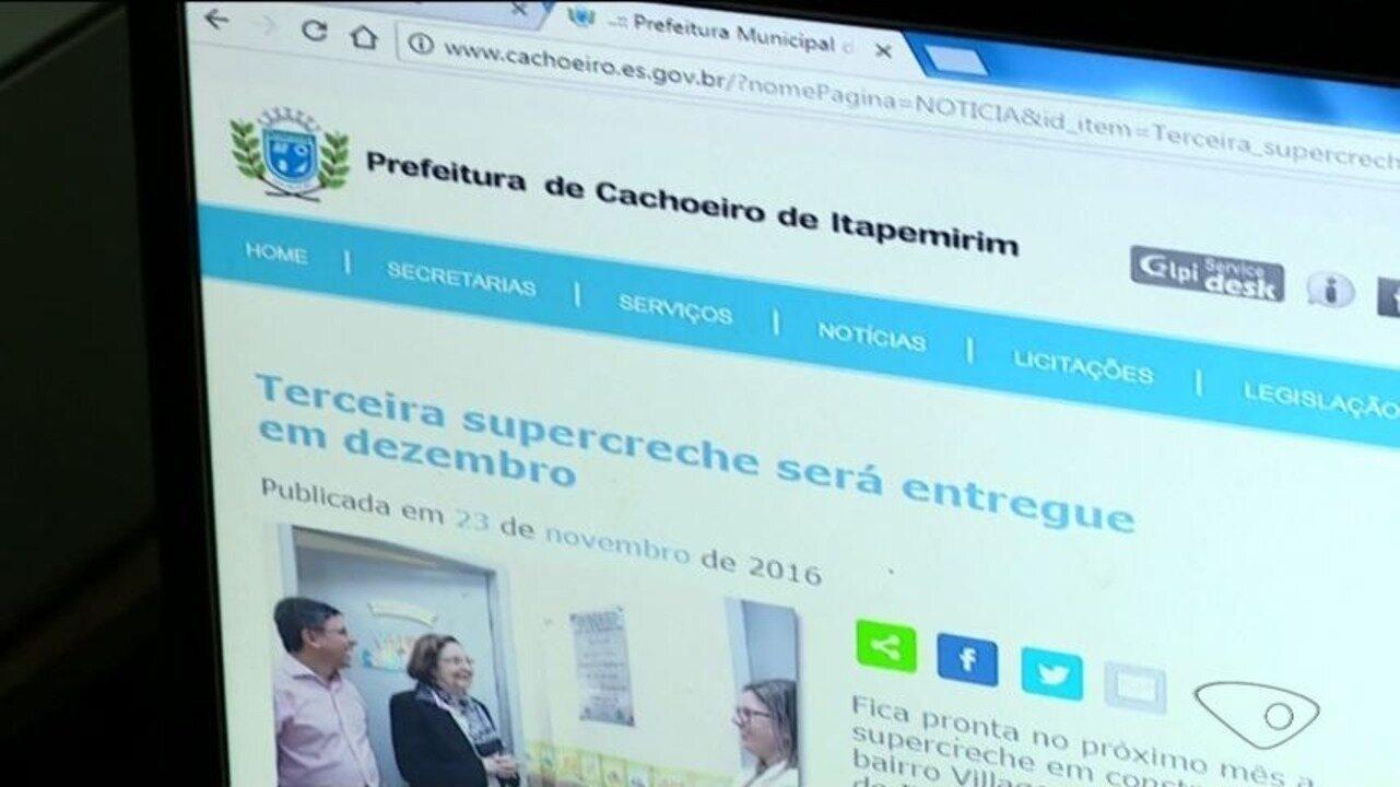 Pais reclamam de creche fechada no bairro Village, em Cachoeiro, ES