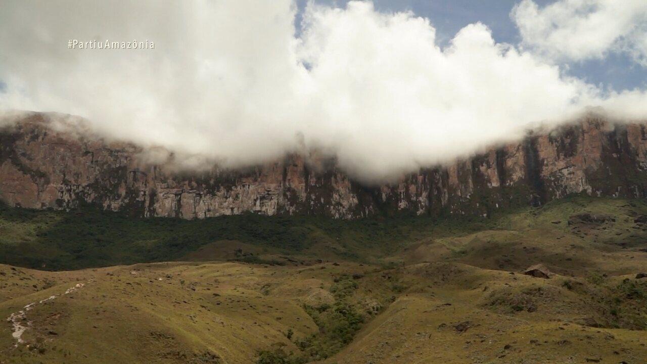 Parte 3: Monte é um dos pontos mais elevados do país