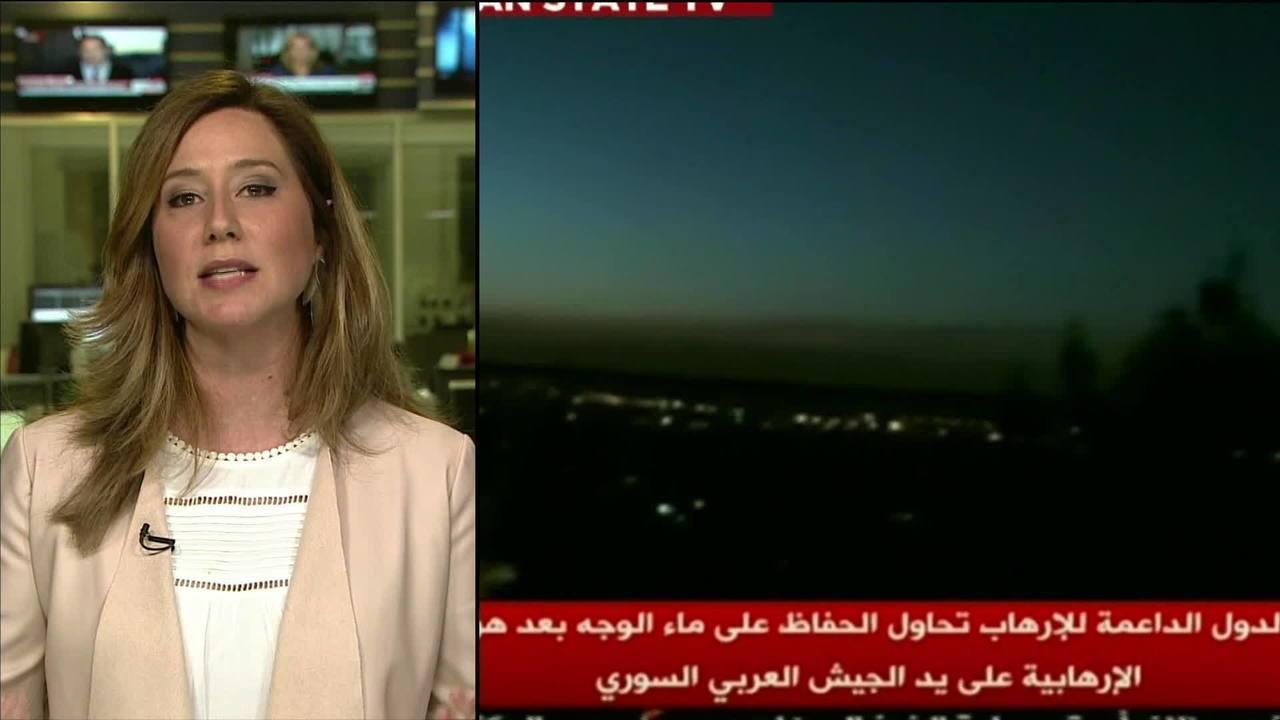 Pentágono anuncia que ataque à Síria foi encerrado