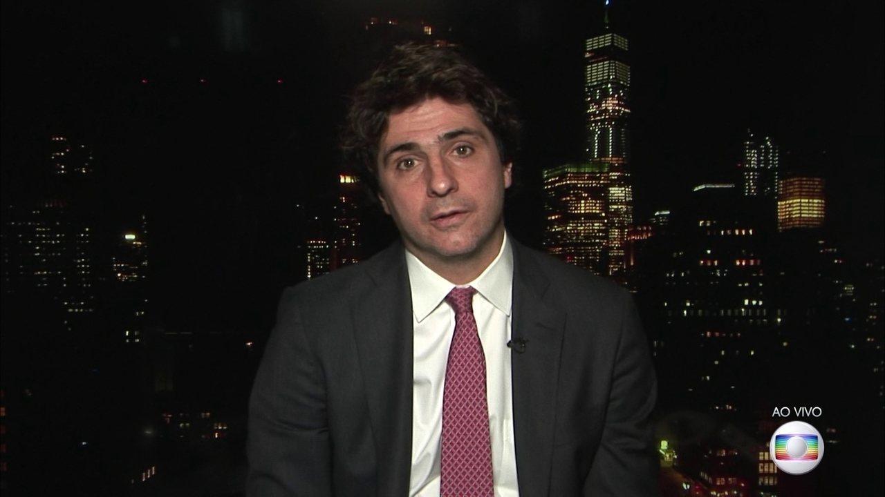 Guga Chacra comenta ataque dos Estados Unidos contra a Síria