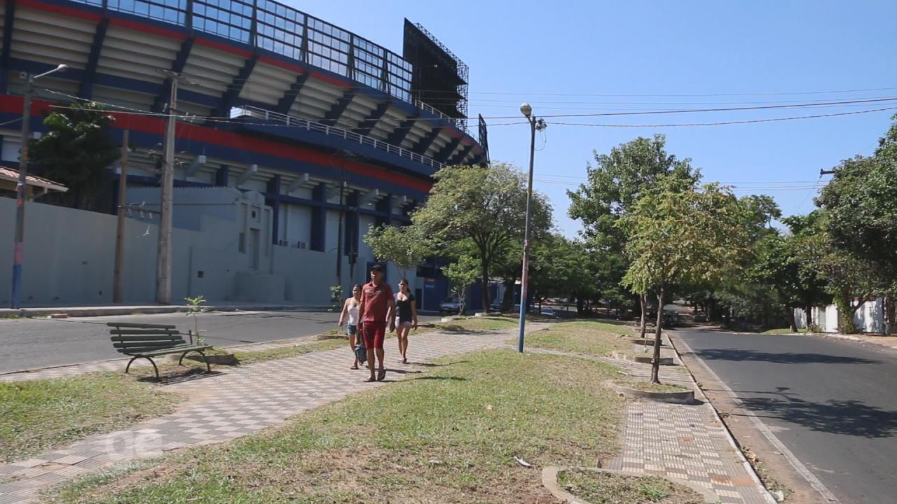 Conheça o bairro Obrero, casa do Cerro Porteño em Assunção