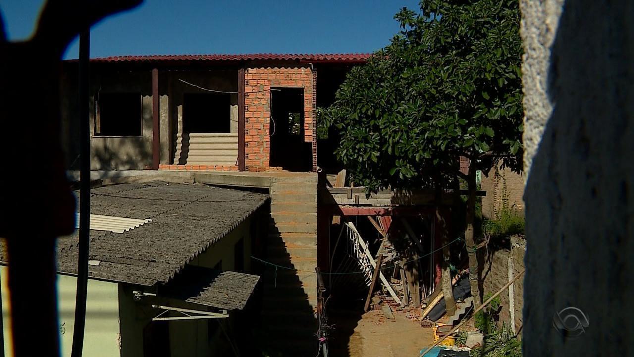 Mulher grávida morre após queda de laje de concreto em Porto Alegre