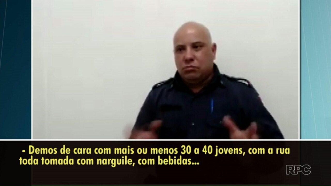 RPC tem acesso às gravações de depoimentos de guardas municipais presos em Londrina