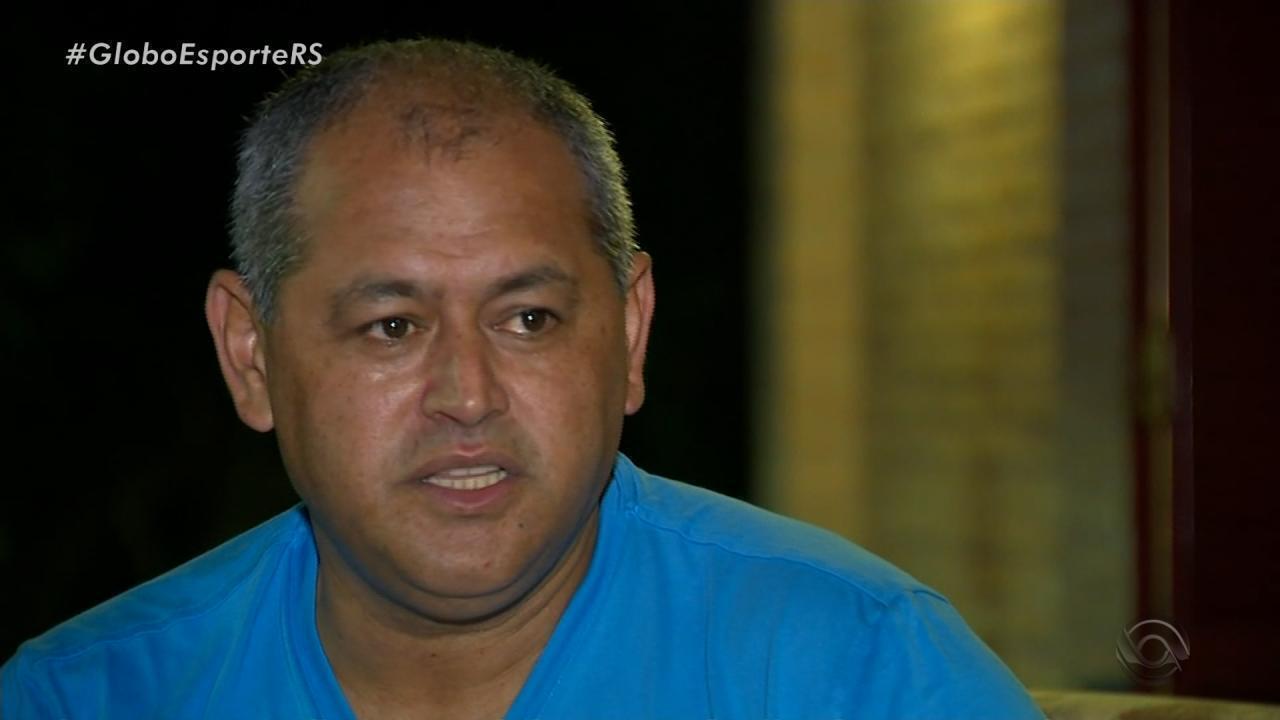 Vivendo em Assunção, no Paraguai, ex-jogador Arce fala sobre Cerro Porteño e Grêmio