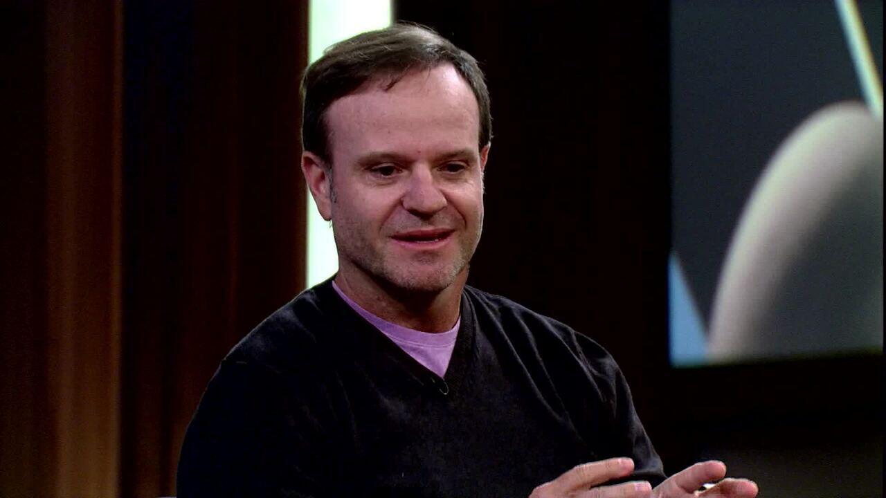 Rubens Barrichello fala sobre retirada de tumor no 'Conversa com Bial'
