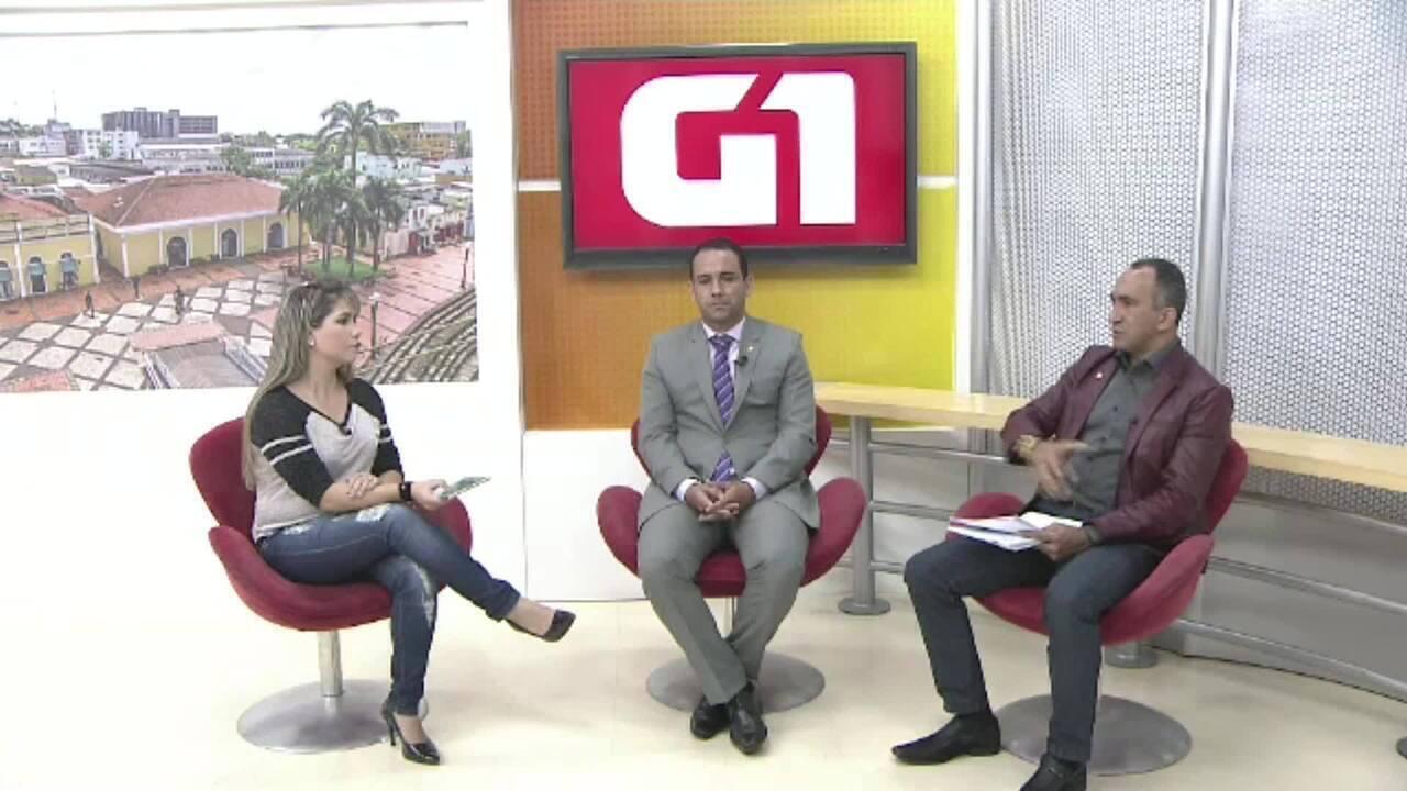 Bate-papo no G1: Representante da OAB e presidente da Ameacre debatem Estatuto da Família