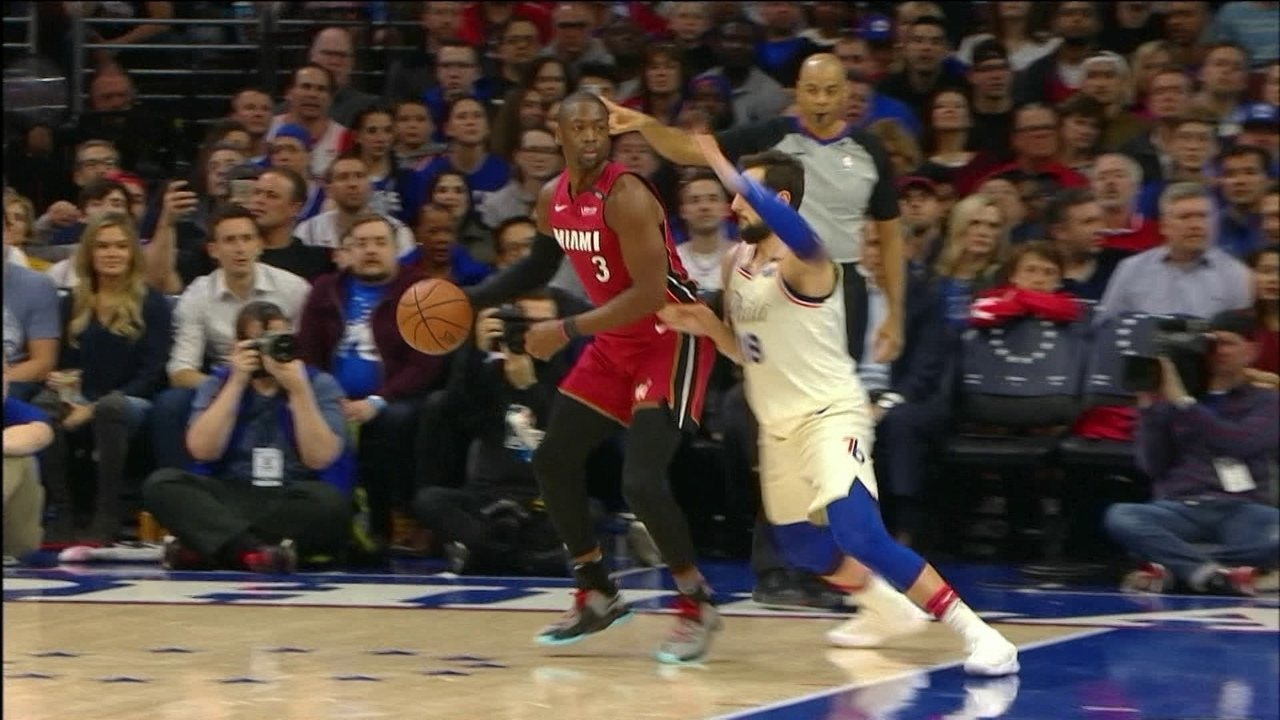 Melhores momentos: Miami Heat 113 x 103 Philadelphia 76ers pelos playoffs do Leste da NBA