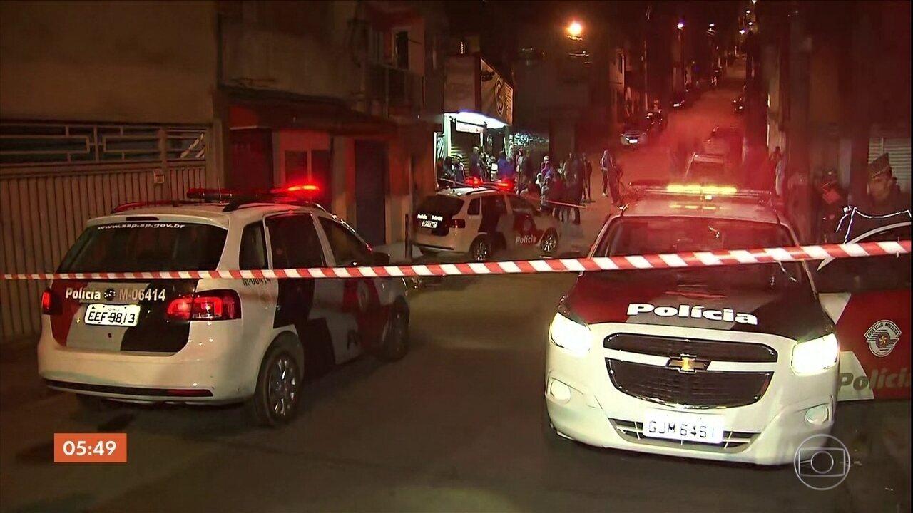 Quatro jovens são assassinados em chacina em São Bernardo do Campo
