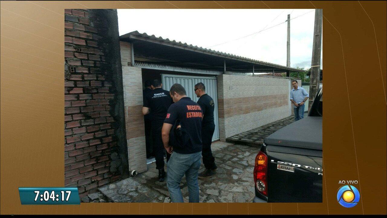 Operação cumpre mandados para desarticular comércio irregular de madeira na Paraíba