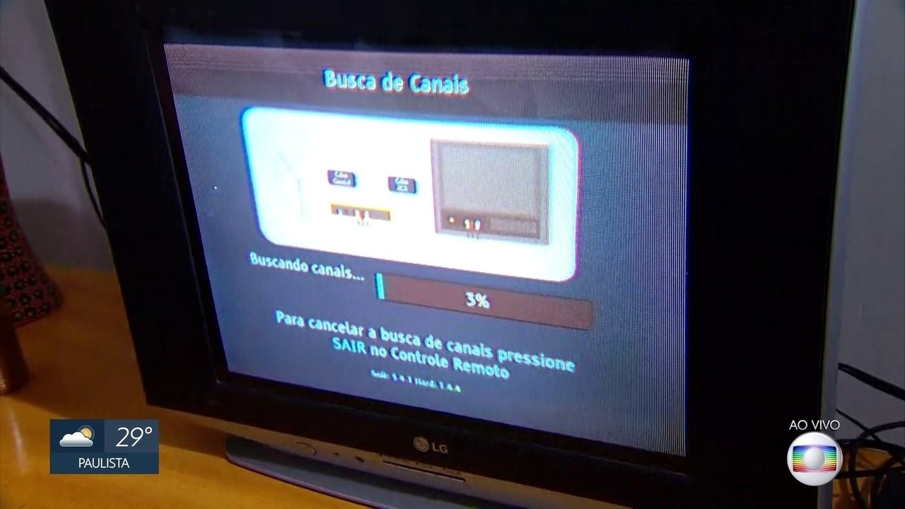 Município de Bom Jardim, no Agreste de Pernambuco, recebe sinal da TV Digital