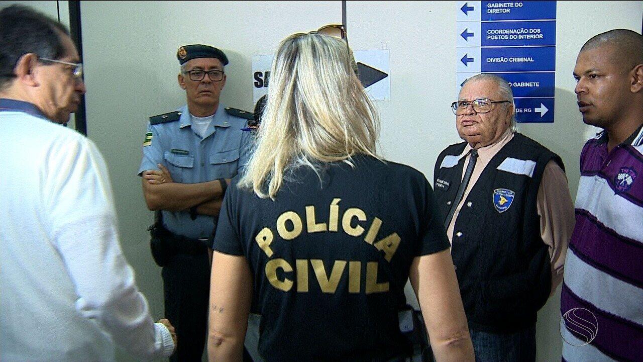 Quadrilha chegava a cobrar R$ 5 mil por identidades com dados falsos, diz polícia