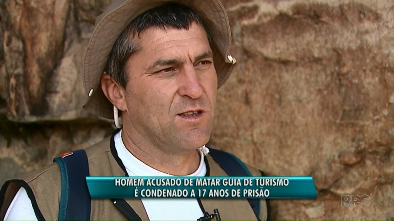 Júri condena Rodrigo Jordão a 17 anos e 4 meses de prisão pela morte do guia Manoel Sirino