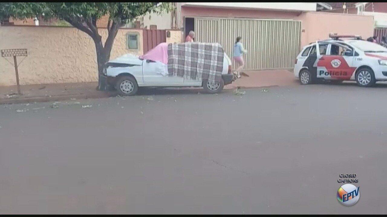 Casal é morto a tiros no bairro São José em Morro Agudo, SP