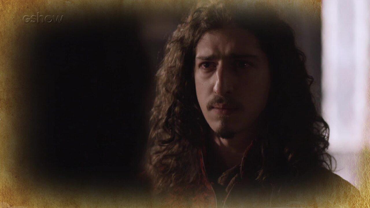 Resumo de 23/04: Rodolfo anuncia prisão de Afonso na pedreira