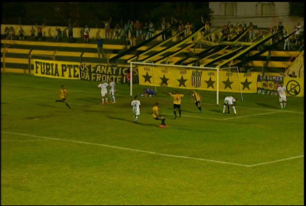 Mesmo com desfalques, Grêmio Bagé vence o Aimoré