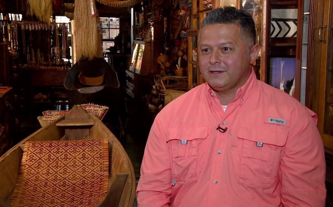 Ameríndia é galeria que preserva cultura indígena
