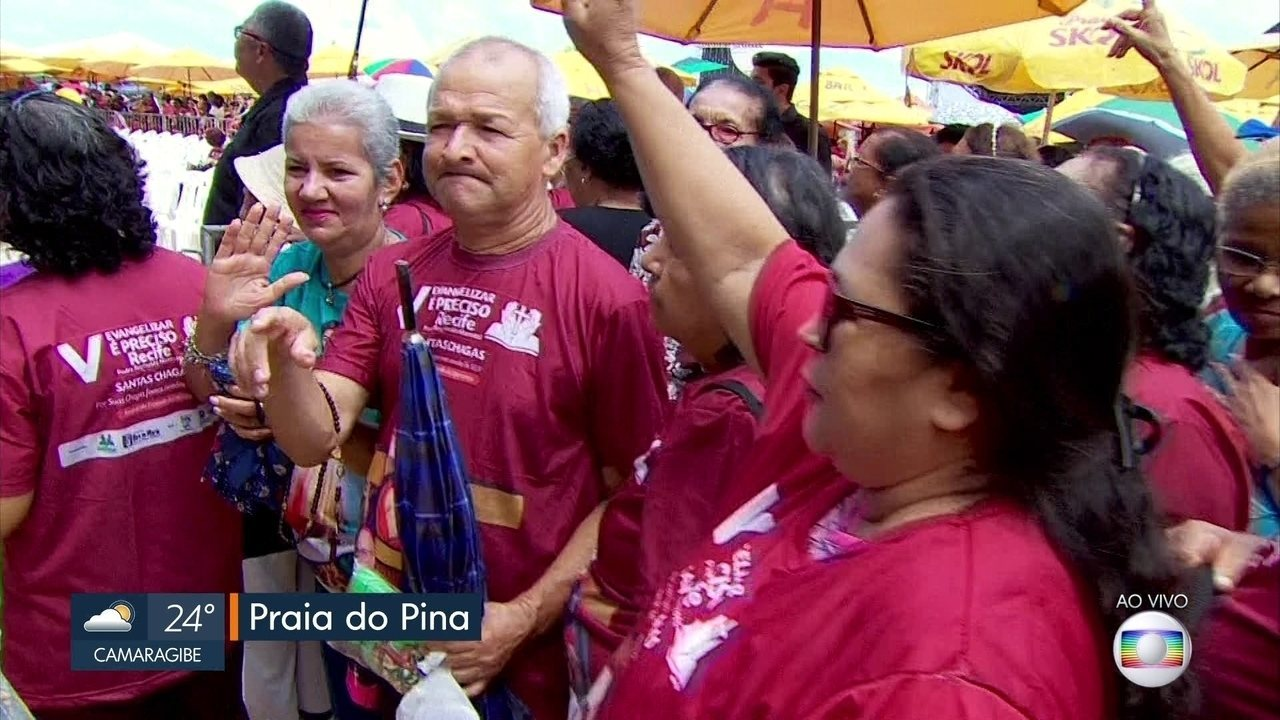 Evento no Recife com Padre Reginaldo Manzotti arrecada recursos para Fazenda da Esperança