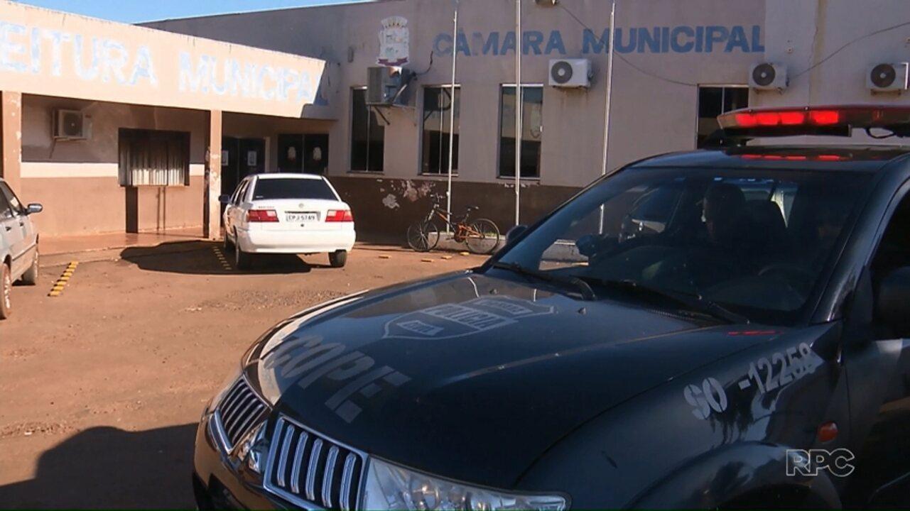 Suspeitos de envolvimento em esquema de corrupção na Prefeitura de Luiziana são soltos