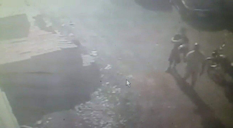 Tiago 'Guma' entra em luta corporal e é alvejado
