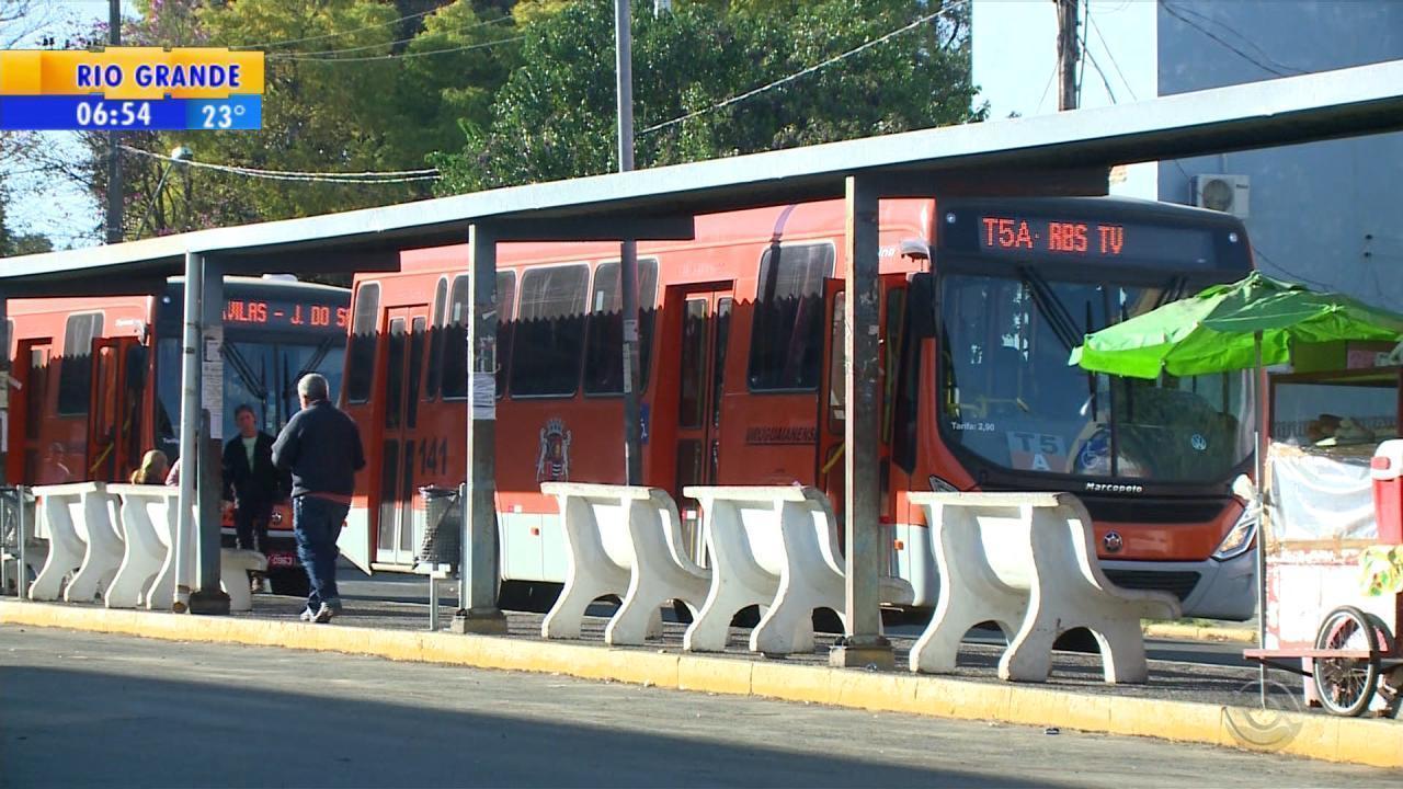 Começa a valer reajuste da tarifa de ônibus em Uruguaiana