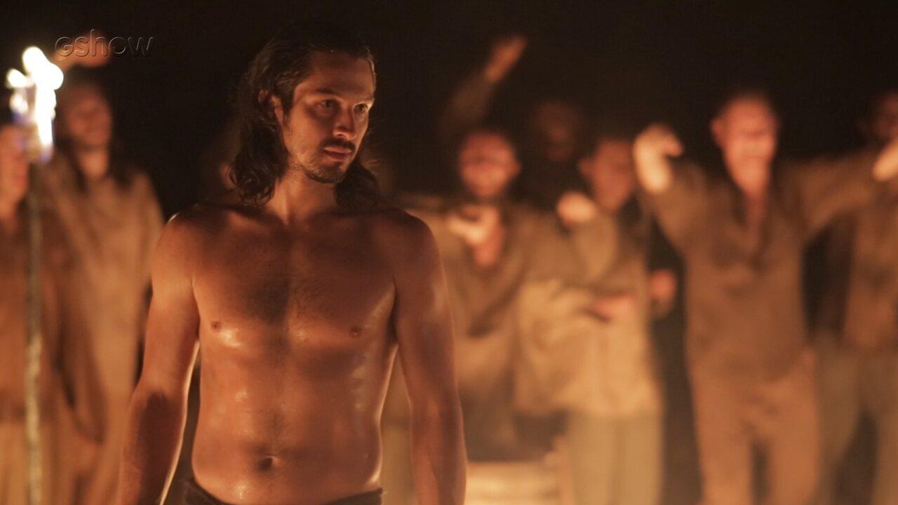 Afonso e Constantino vão se enfrentar! Confira o teaser do embate em 'Deus Salve o Rei'