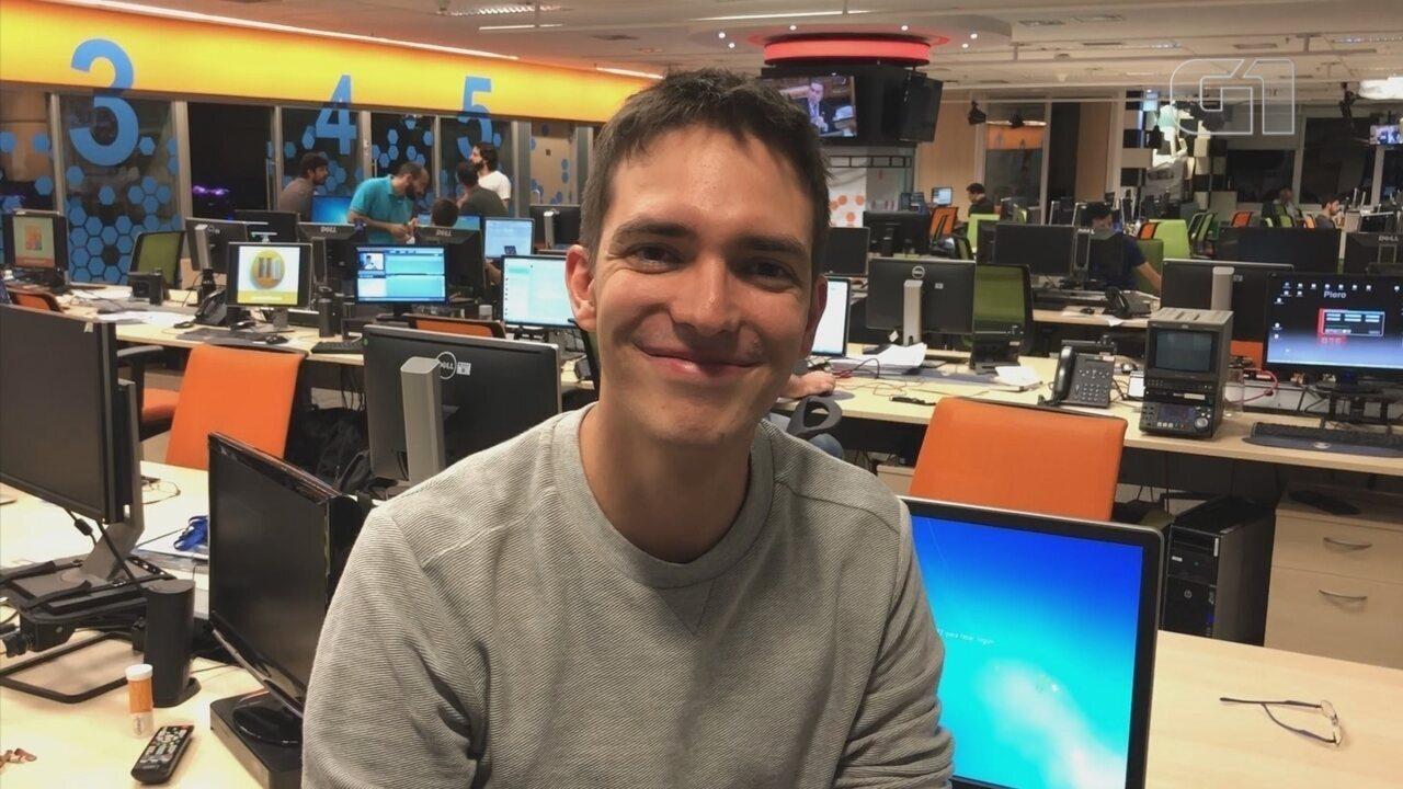 Alessandro Jodar relembra trajetória na TV TEM e parabeniza emissora pelos 15 anos