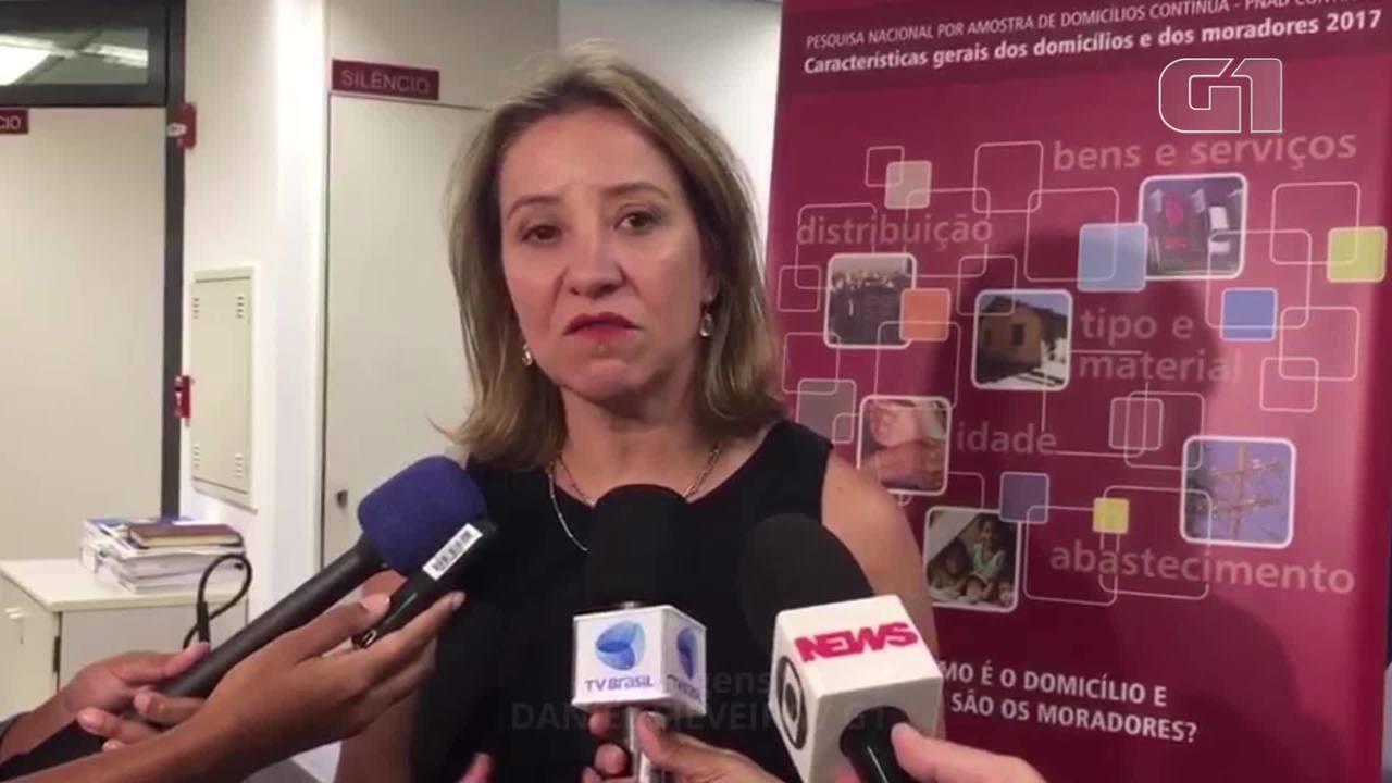 Aumenta número de imóveis ocupados por quem 'mora de favor' no país, aponta IBGE