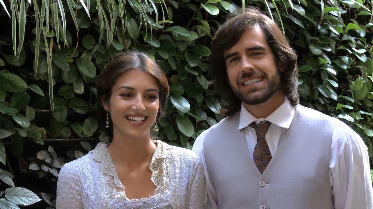 Marcos Pitombo e Anaju Dorigon falam sobre o sucesso de #Rocília 🖤