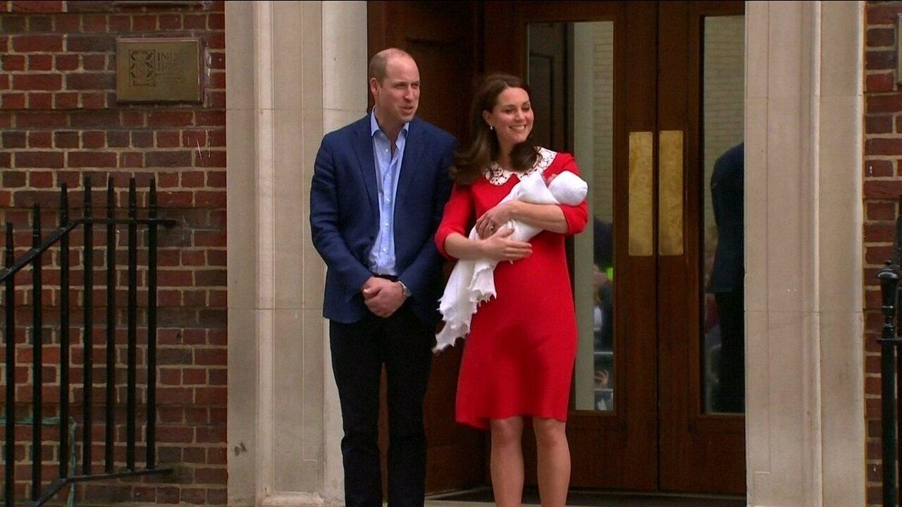 William e Kate Middleton celebram sete anos de união com foto fofa