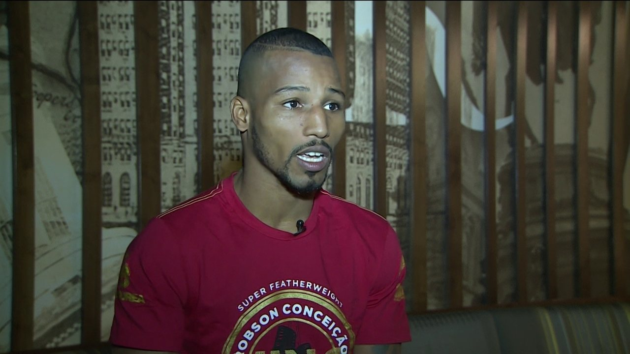 Campeão olímpico de boxe, Robson Conceição fala sobre luta contra Alex Torres Rynn