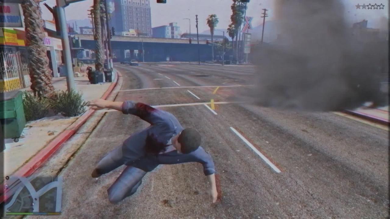 Gaveta faz edição exclusiva de gameplay de GTA V no Zero1