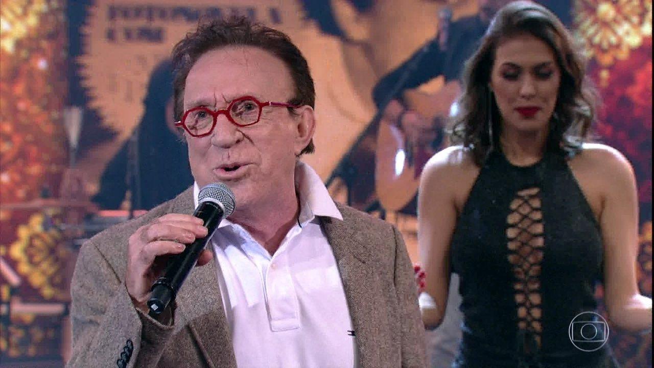 Moacyr Franco canta 'Eu Nunca Mais Vou Te Esquecer'