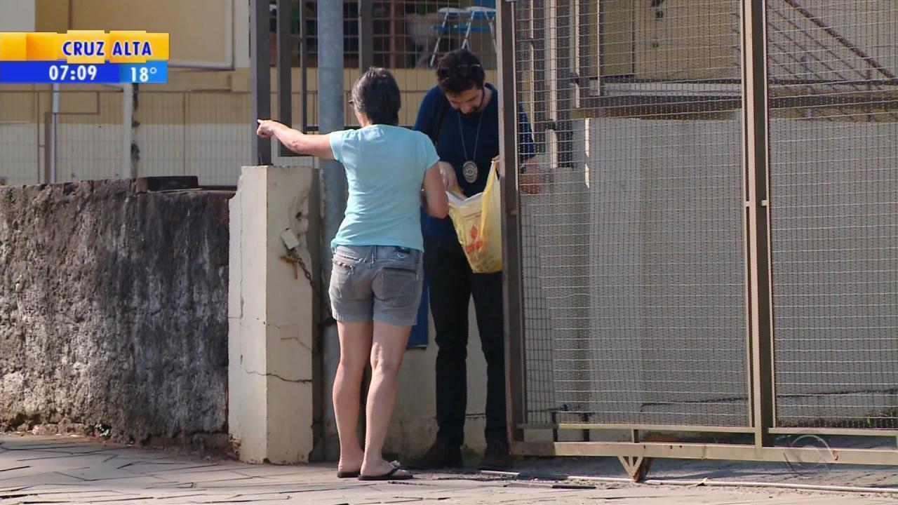Supermercado de cooperativa é assaltado em Teutônia
