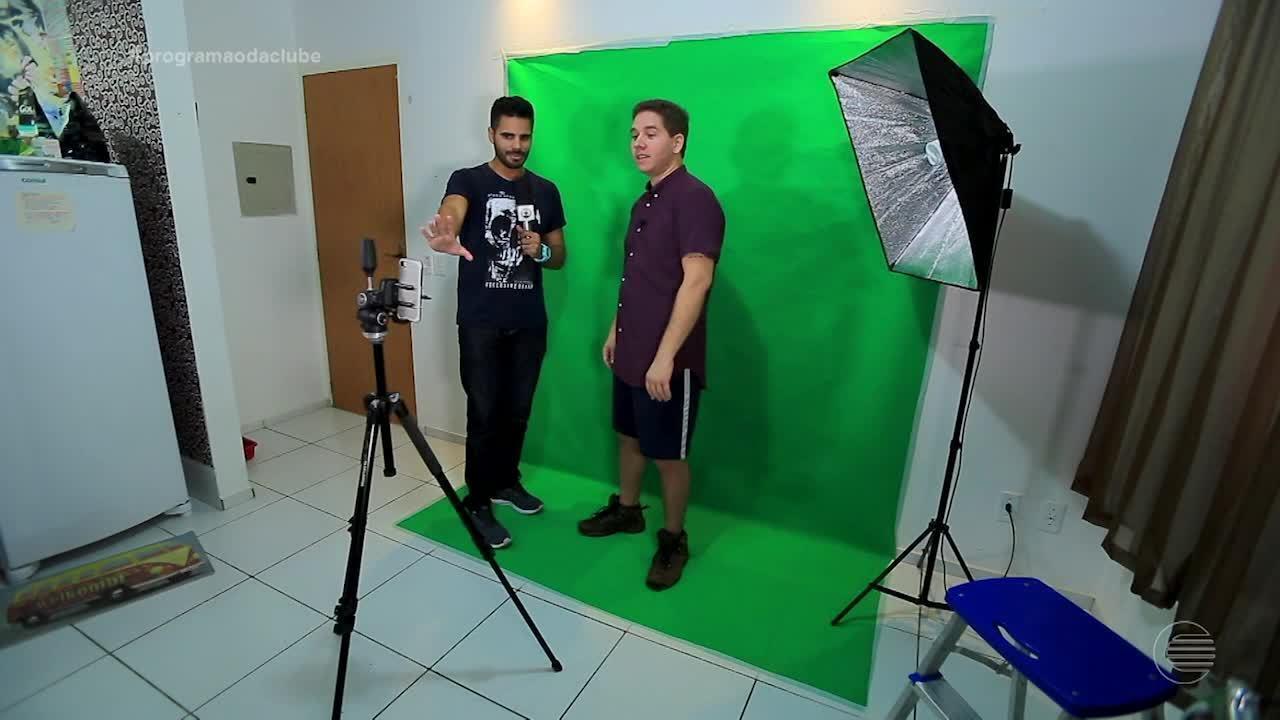 Humorista Dalson Júnior faz sucesso na internet e fala sobre projetos futuros