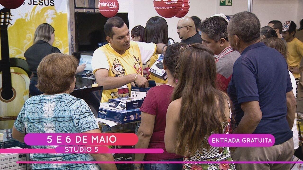II Feirão Digital ocorre neste fim de semana, em Manaus