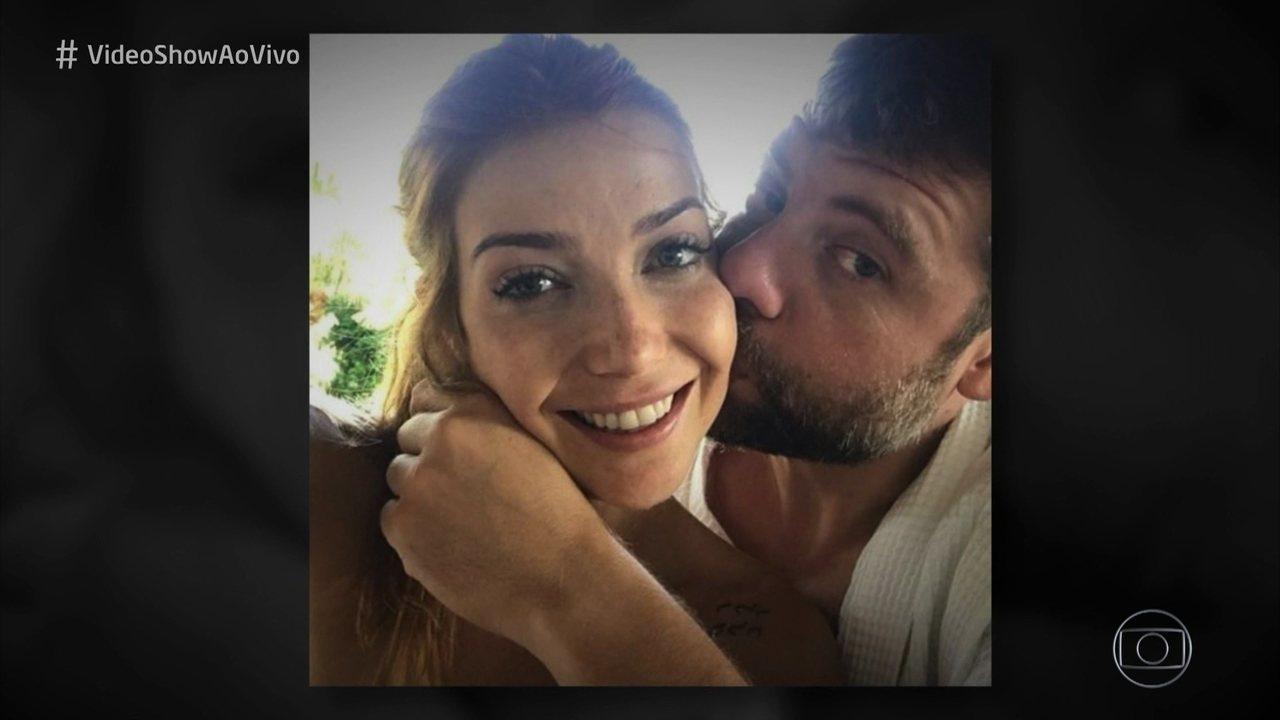 Luiza Possi revela que é pedida em casamento todos os dias