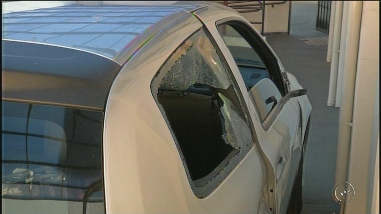 Motorista suspeita de atropelar dois policiais responderá processo em liberdade